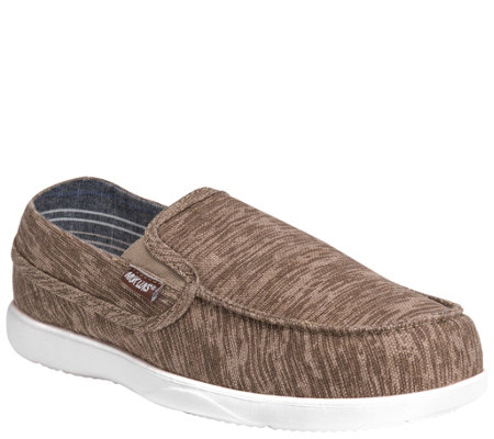 MUK LUKS Men's Slip-On Shoes - Aris