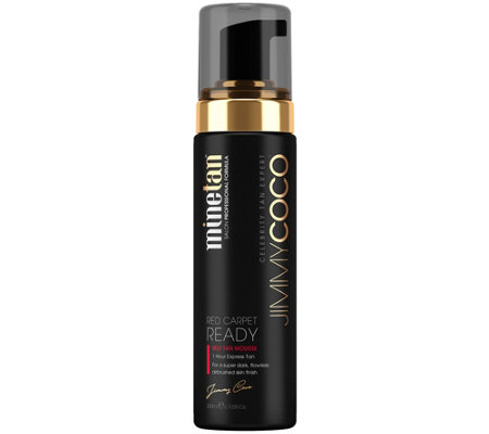 Jimmy Coco Red Carpet Ready Self Tan Mousse by MineTan