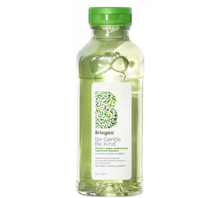 Briogeo Be Gentle Be Kind Matcha + Apple Shampoo 12.5 oz