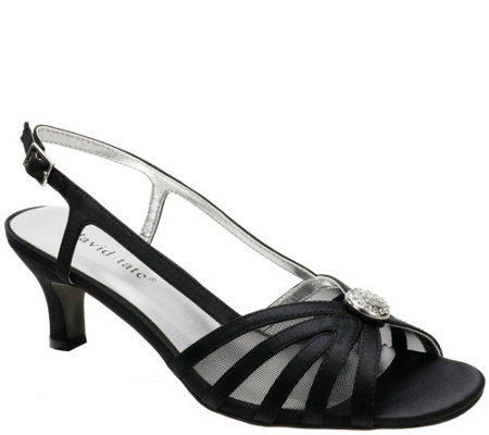 David Tate Dress Sandals - Cheer