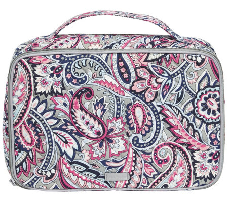 9a9919af8a2a Vera Bradley Signature Iconic Large Blush   Brush Case - Page 1 ...