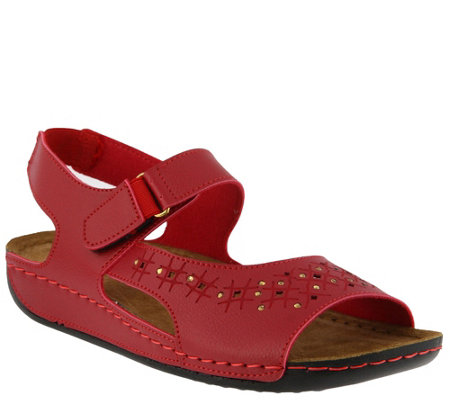 Flexus by Spring Step Slingback Sandals - Yohan