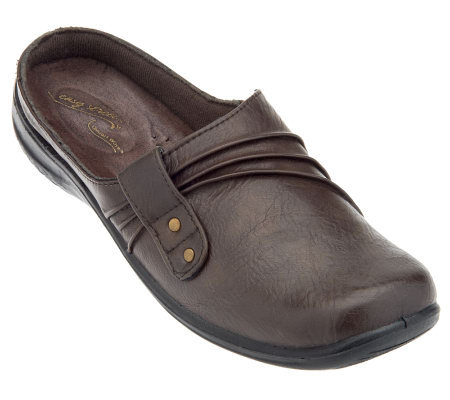 Easy Street Slip-on Clogs - Holly