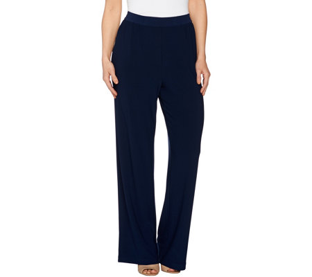 Linea by Louis Dell'Olio Moss Crepe Pants