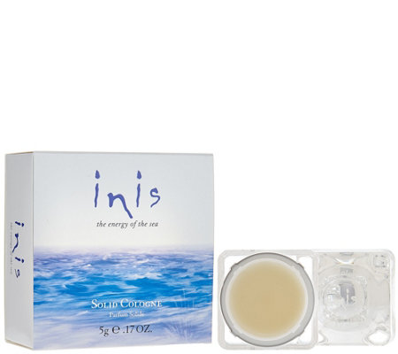 Fragrances of Ireland Inis Solid Cologne