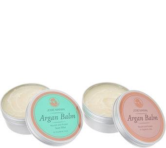 Josie Maran Argan Oil Treatments Cosmetics QVC