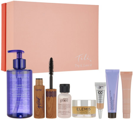 QVC Beauty TILI Try it Love it 7-Piece Auto-Delivery
