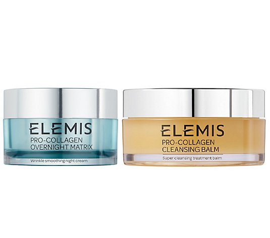 ELEMIS Cleansing Balm & Overnight Matrix Auto-Delivery