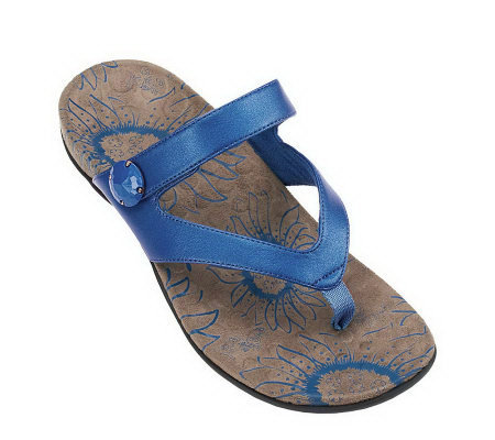 Vionic Cocoa Sandal PZr65