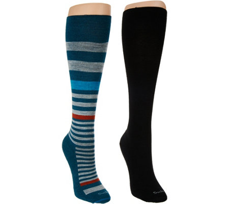 Sockwell Orbital Graduated Compression Socks Two Pack