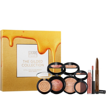 Laura Geller The Gilded Collection 6-piece Golden Must-Haves