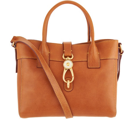 """As Is"" Dooney & Bourke Florentine Amelie Tote"
