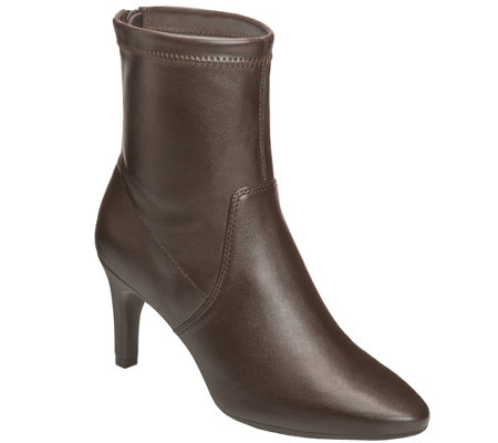 Aerosoles Heel Rest Ankle Boots - Excess