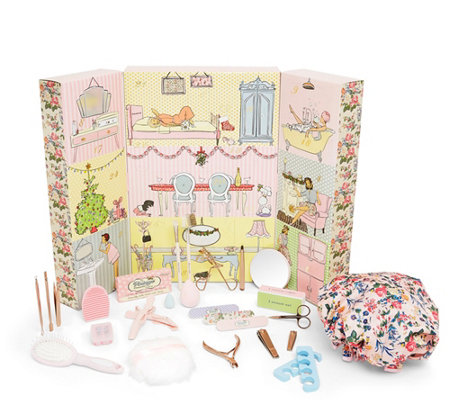 The Vintage Cosmetic Company Luxury Beauty Advent Calendar