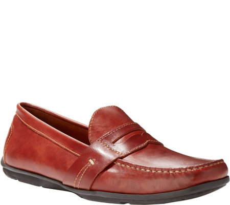 Eastland Men's Leather Slip-on Loafers - Pensacola