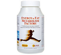 Andrew Lessman Energy & Fat Metabolism Factors 360 Capsules - A367378