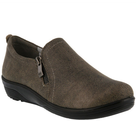 Flexus by Spring Step Slip-On Shoes - Mandiella