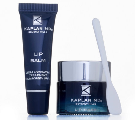 Kaplan Md Perfect Pout Lip Mask And Lip Balmset