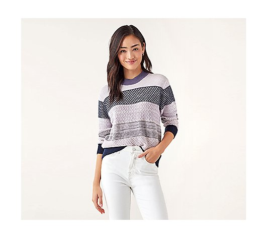 Splendid Chunky Knit Sweater - Tilly