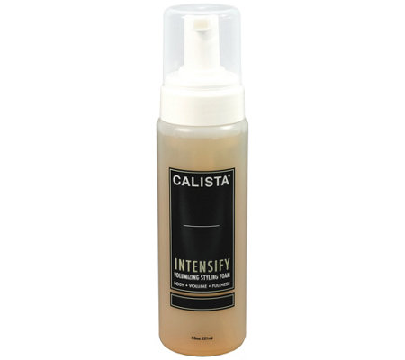 Calista Intensify Styling Foam