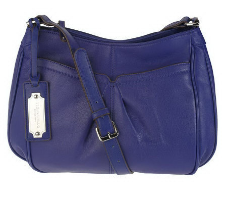 ae9882108b Tignanello Glove Leather Shoulder Bag with Adjustable Strap - Page 1 ...