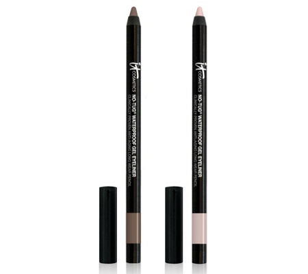 IT Cosmetics Line & Brighten Anti-Aging Gel Waterproof Eyeliner Duo