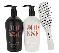 Calista Jousse Cleanse and Condition Duo with Smoothie Brush - A304379