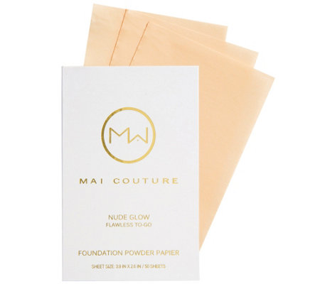 Mai Couture Foundation Powder Papier