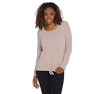 Barefoot Dreams Cozychic Ultra Lite Slouchy Pullover - A342879