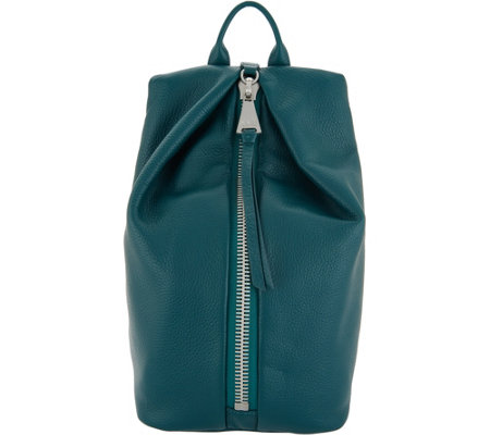 Aimee Kestenberg Leather Backpack - Tamitha - Page 1 — QVC.com 4a6d064641751