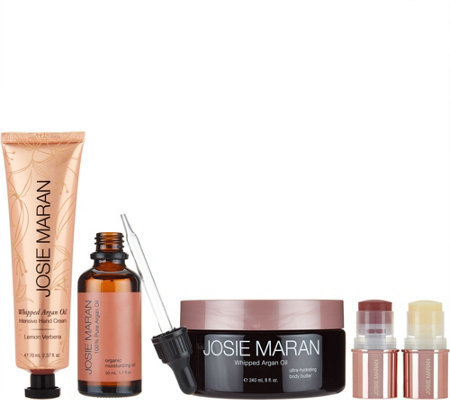 Josie Maran Irresistible Argan Skin & Body Collection