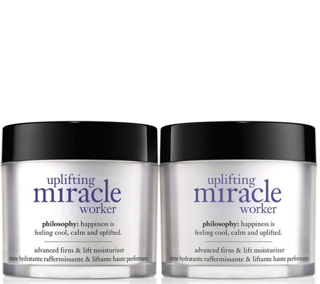 philosophy uplifting miracle worker duo Auto-Delivery