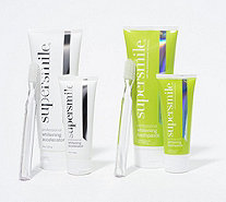 Supersmile Super-Size Teeth Whitening System w/ Travel Sizes - A347480