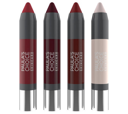 Paula's Choice Berry & Bright Lip Collection