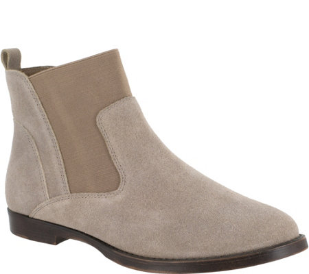 Bella Vita Leather Booties - Rayna