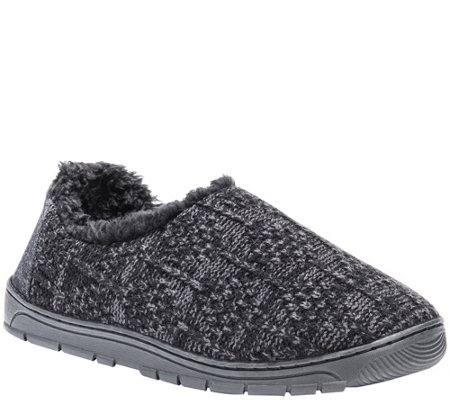 MUK LUKS Men's Slippers - John