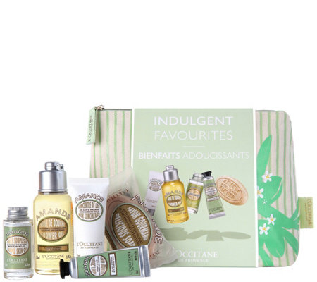 L'Occitane Indulgent Almond Discovery Kit