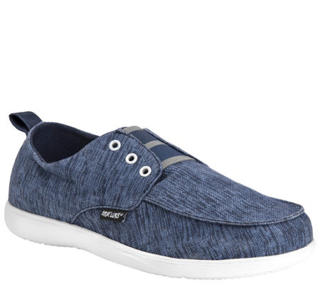 MUK LUKS Men's Slip-On Shoes - Billie