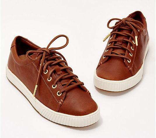 Sperry Anchor PlushWave LTT Leather Sneakers