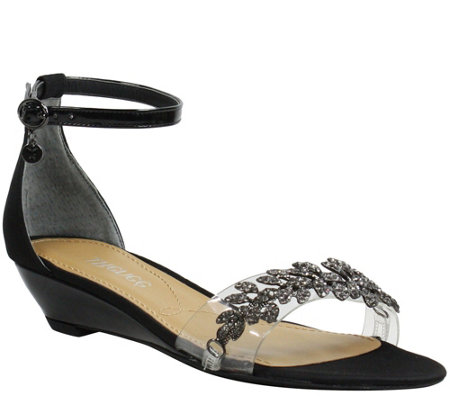 J. Renee Ankle-Strap Sandals - Eviana