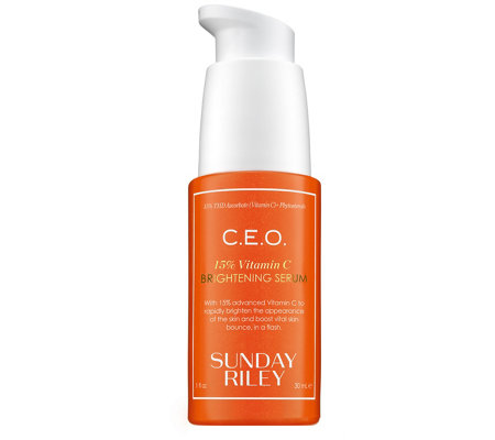 Sunday Riley C E O Vitamin C Brightening Serum