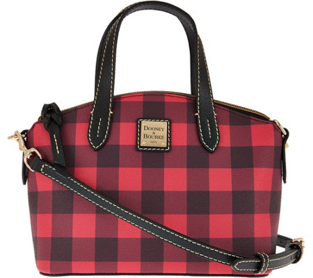 """As Is"" Dooney & Bourke Ruby Bitsy Bag"