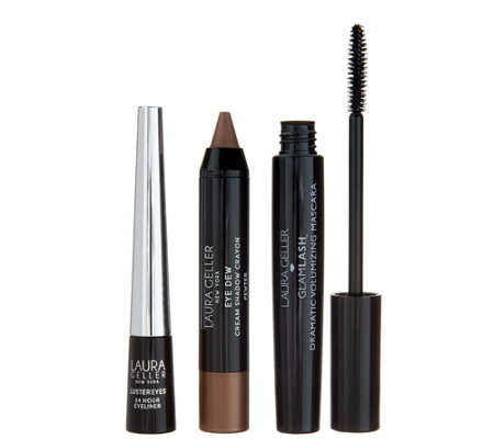 Laura Geller Eye Catching 3-piece Kit
