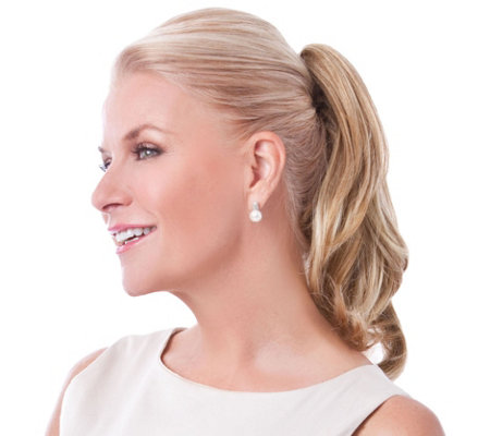 Toni Brattin Pony Layered Flip Hairpiece