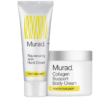 Murad Body And Hand Cream Set