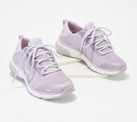 Ryka Mesh Lace-Up Walking Sneakers -Rhythma