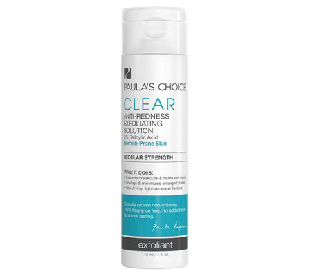 Paula's Choice Clear Exfoliating Solution - Regular Strength