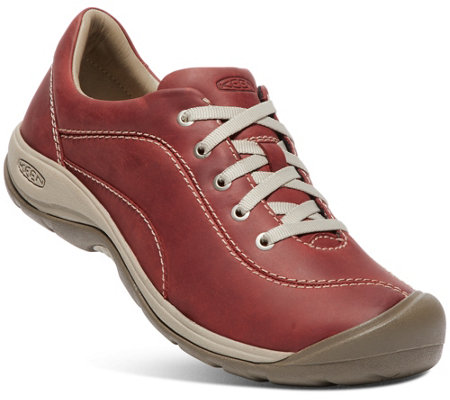 KEEN Leather Lace-up Shoes - Presidio II