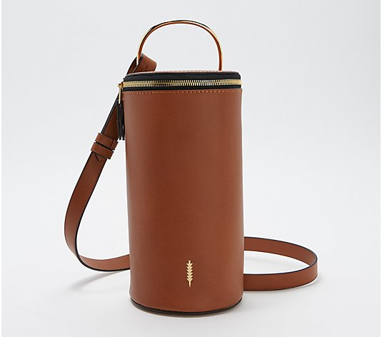 THACKER Convertible Leather Sling Bag - Garland