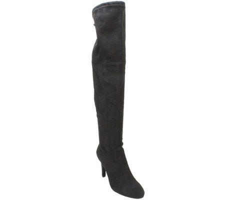 Rialto Over-the-Knee Heeled Boot - Calla